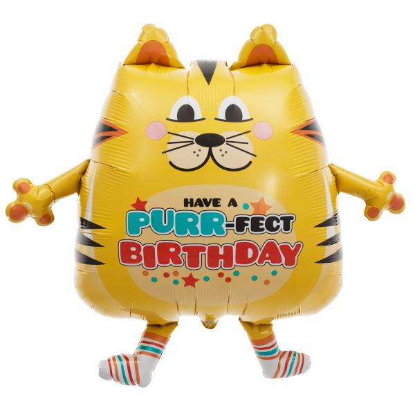 Katze Folienballon