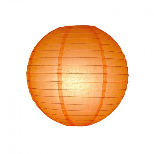 Lampion Orange 25cm