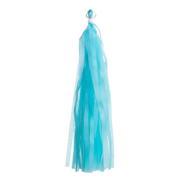 Tasselband Aquamarine