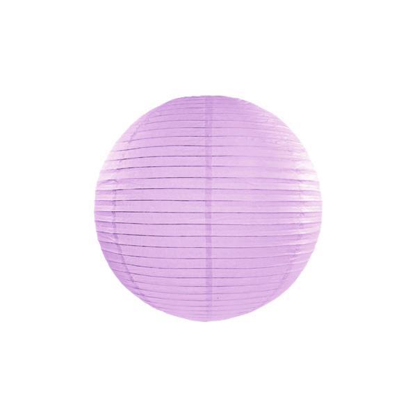 Lampion Lavendel