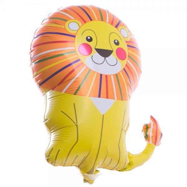 Kleiner Löwe Folienballon