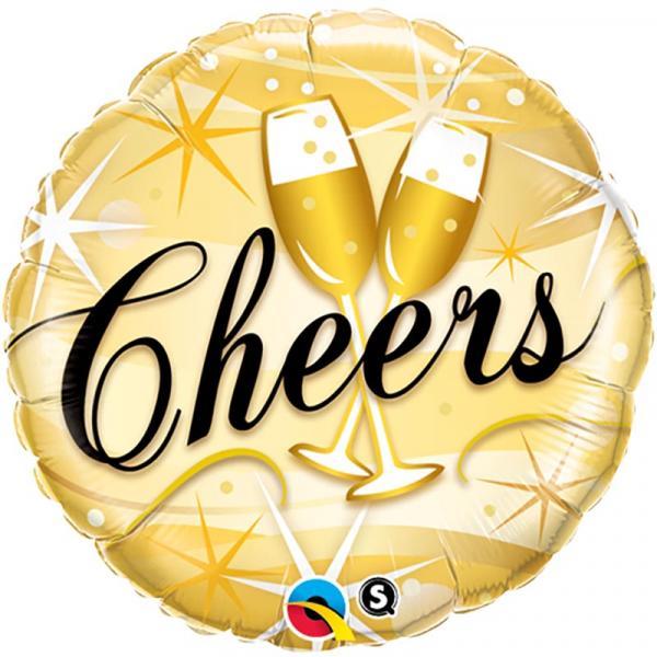 Cheers Ballon