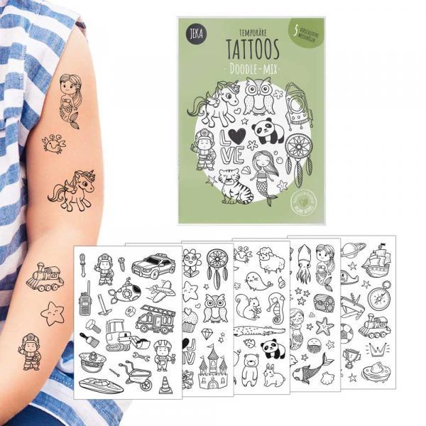 Tattoo Doodle
