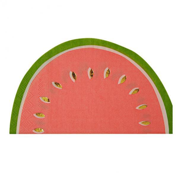 Melonen servietten
