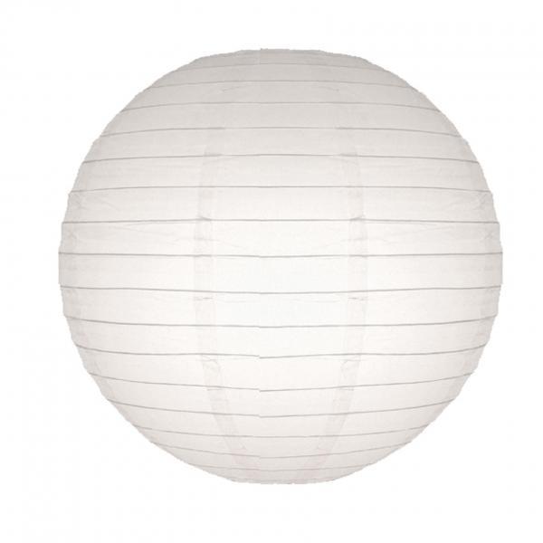 Lampion Weiß 50cm