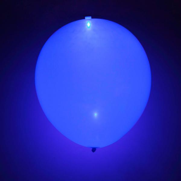 LED BALLON BLAU