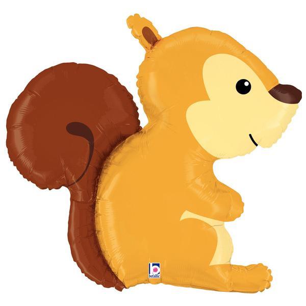 Eichhörnchen Folienballon