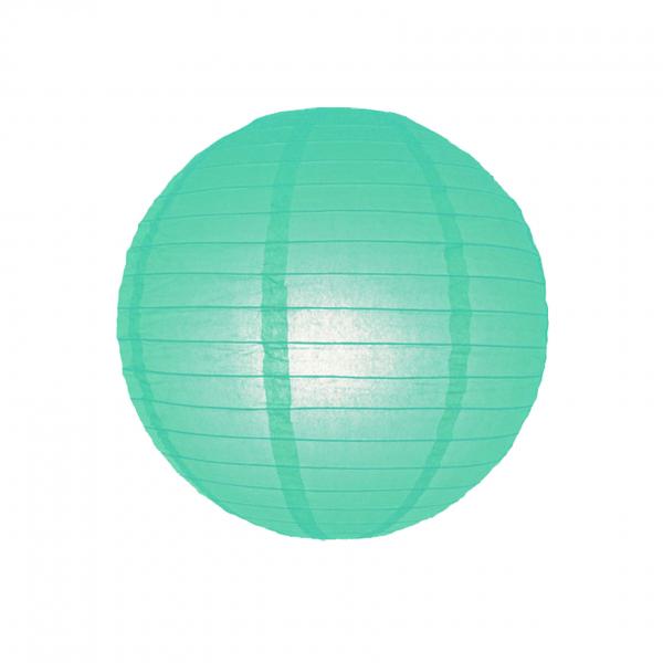 Lampion Mintgrün