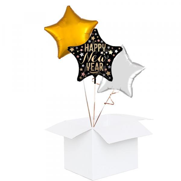Ballonbox Happy New Year