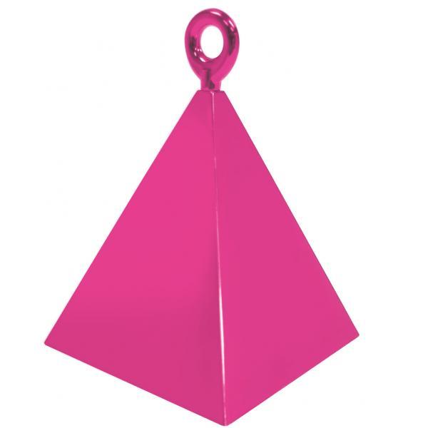 pink Pyramiden_ballongewicht