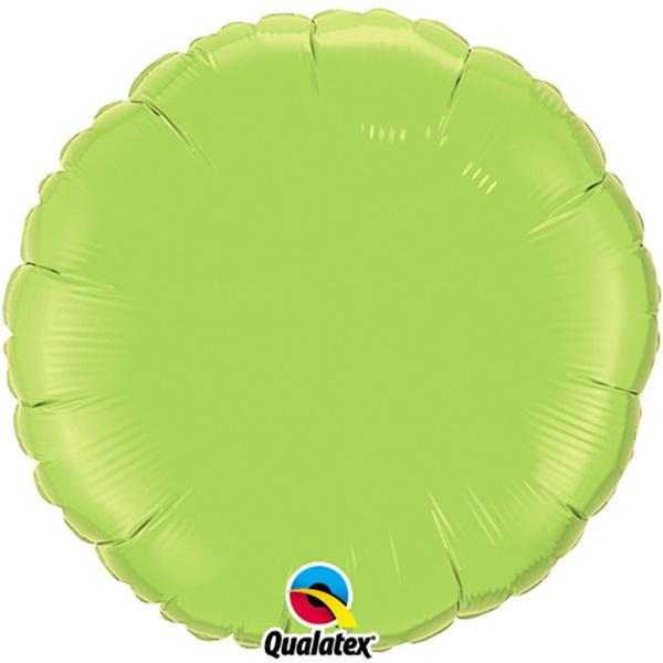 Ballon Hellgrün