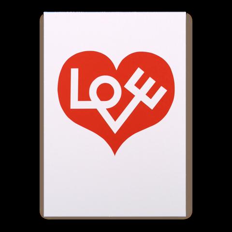 Postkarte Lagom Love