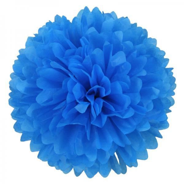 PomPom Fiesta Blue