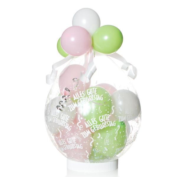 Geschenkballon: Alles Gute zum Geburtstag