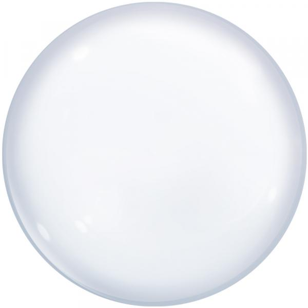 Bubble Durchsichtig