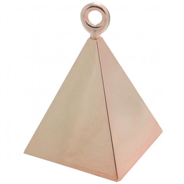 rosegold-Pyramiden_ballongewicht