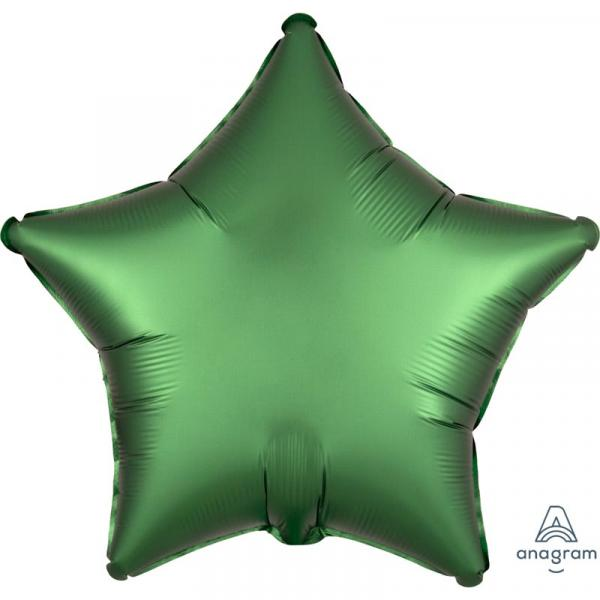 Ballon Chrome Grün