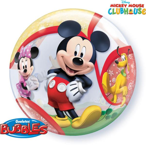 Mickey Mouse und Freunde Bubble Ballon