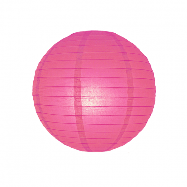 Lampion Pink