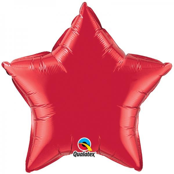 Sternballon Rot