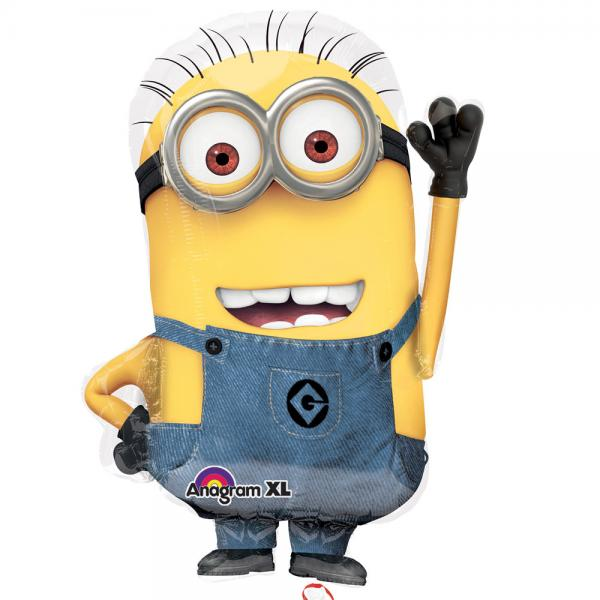 "Minion ""Dave"" Folienballon"
