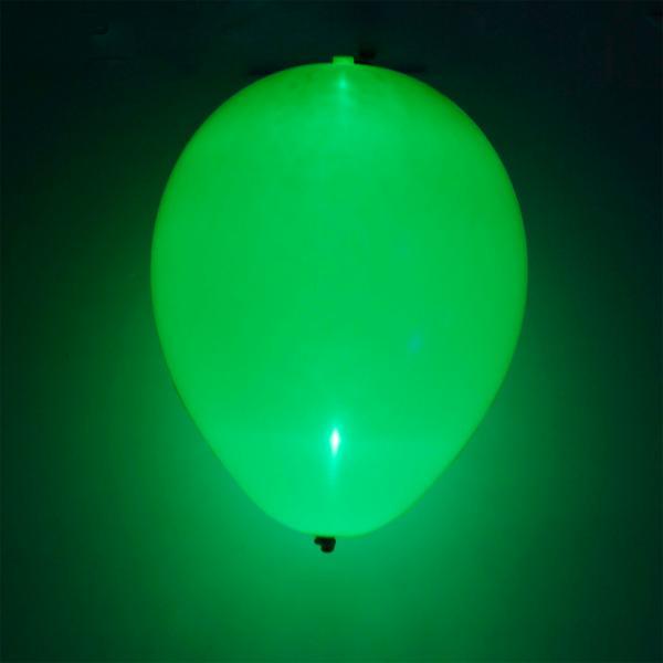LED BALLON Grün