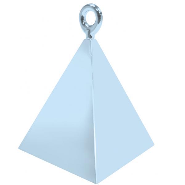 hellblau Pyramiden_ballongewicht