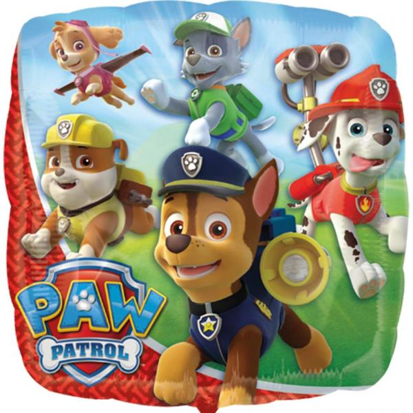 Paw Patrol Folienballon
