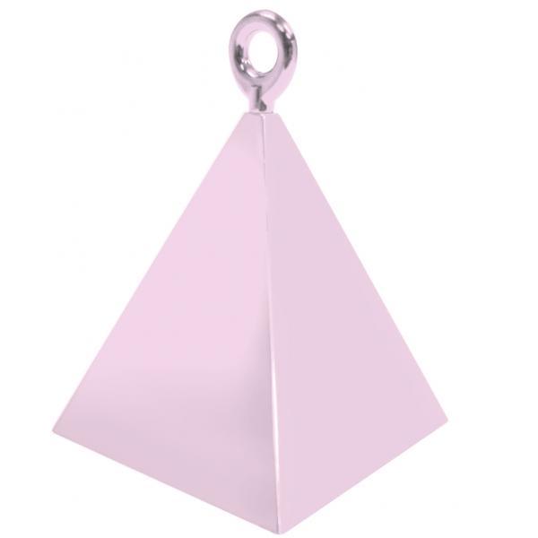 rosa-Pyramiden_ballongewicht