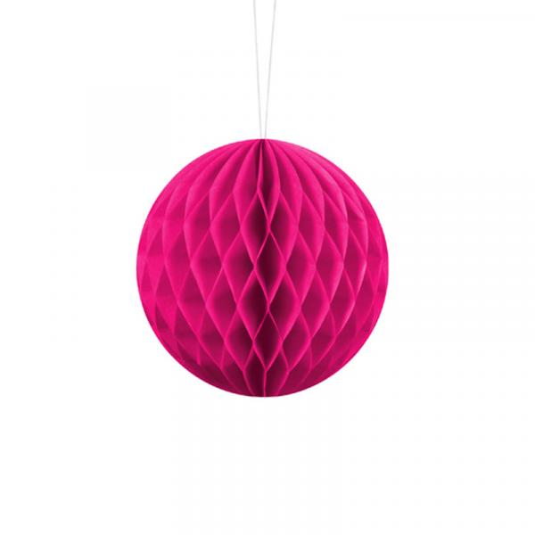 Wabenball Pink