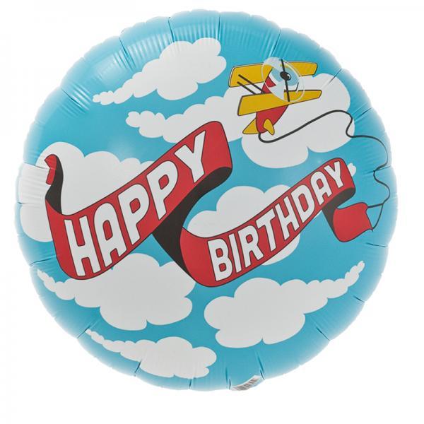 Flughezug Folienballon