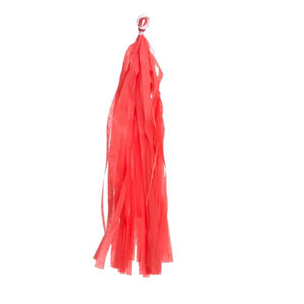 Tasselband Mandarin Red