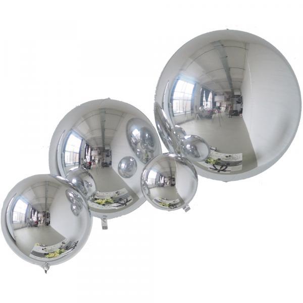 Orbz Silber 4er Set