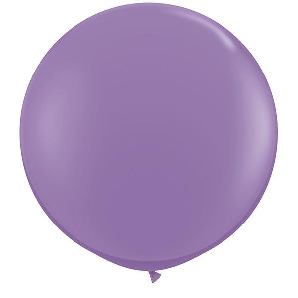 Riesenballon lila und flieder