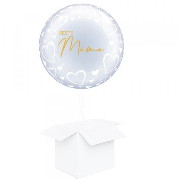 Schwebender Geschenkballon Muttertag