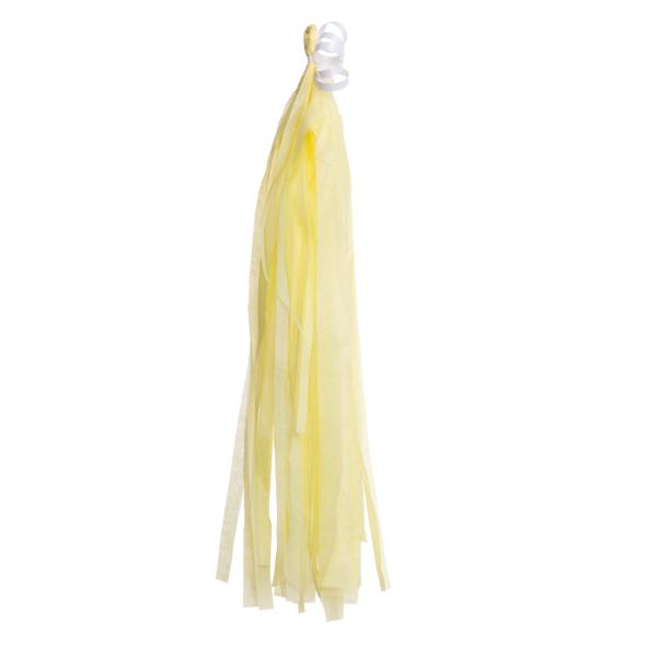 Tasselband Gelb