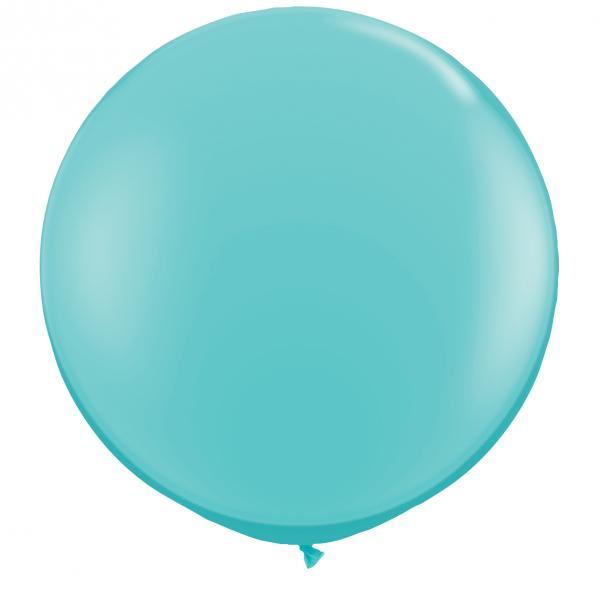 Riesenballon caribbean blue