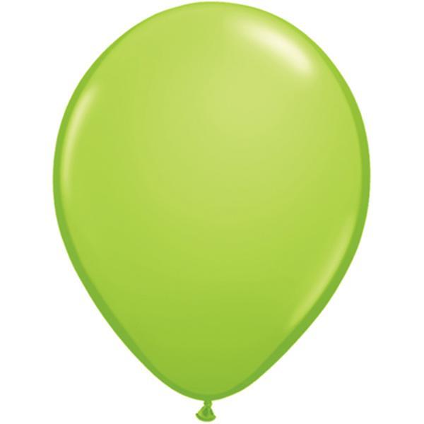 Luftballon Hellgrün