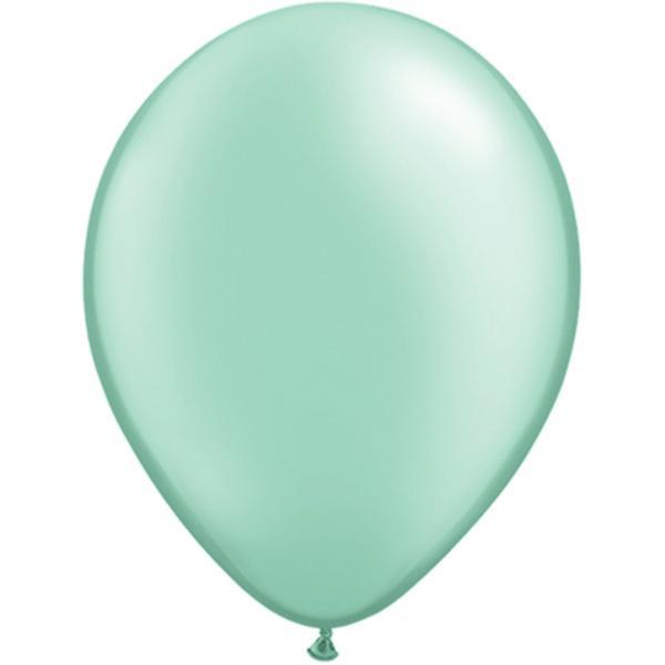 Luftballon Mintgrün