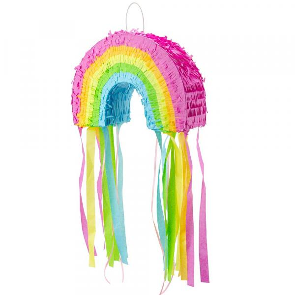 Regenbogen Pinata