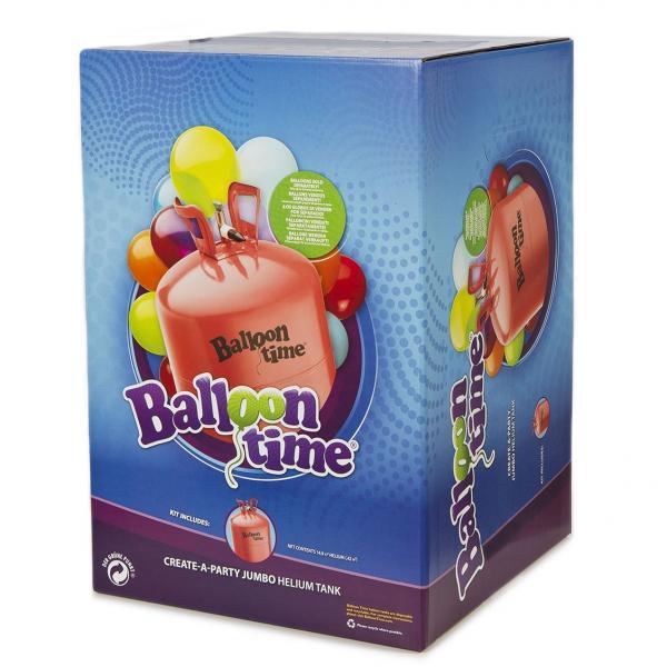 Heliumkartusche