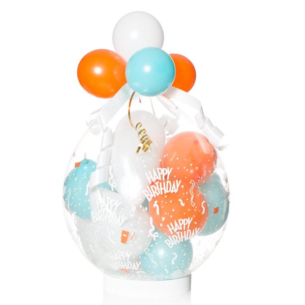 Geschenkballon: Happy Birthday