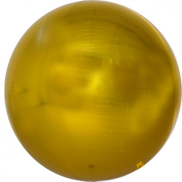 Kugelballon GOLD