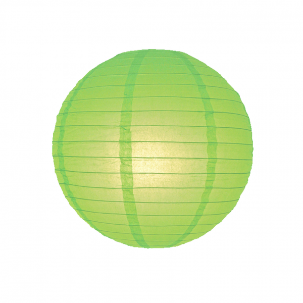 Lampion Hellgrün 25cm