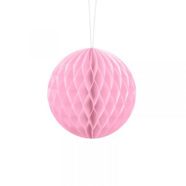Wabenball rosa
