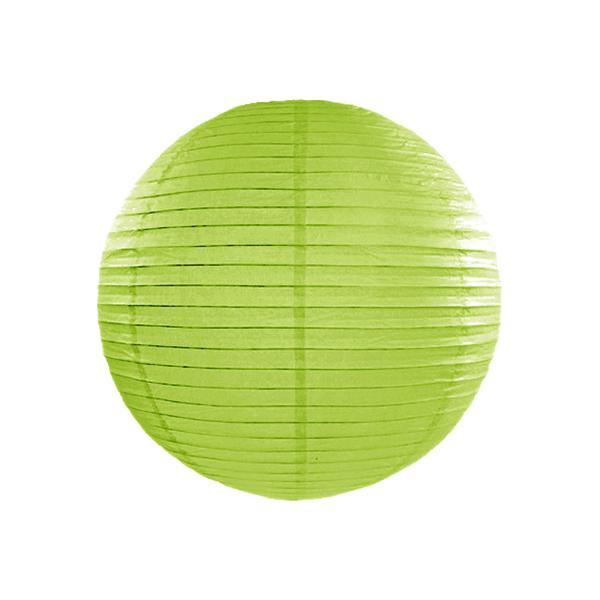 Lampion Apfelgrün 35cm