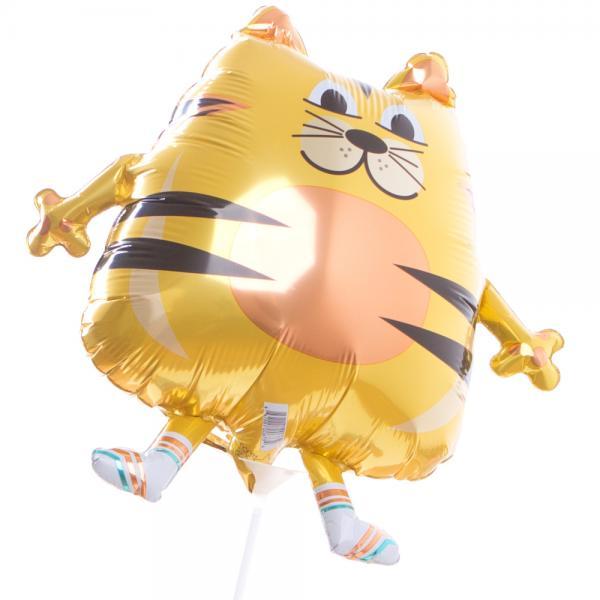 Kleine Katze Folienballon