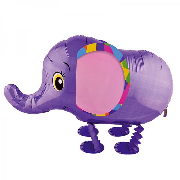 Elefant Folienballon Airwalker
