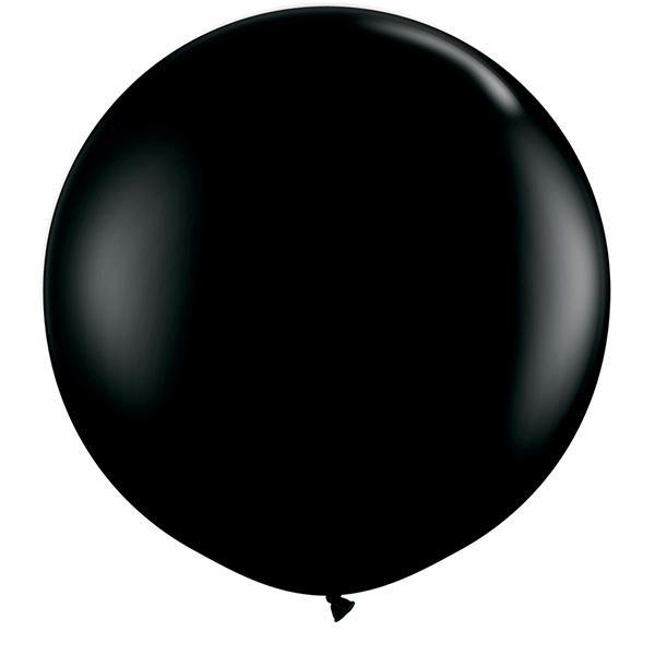 Riesenballon Schwarz