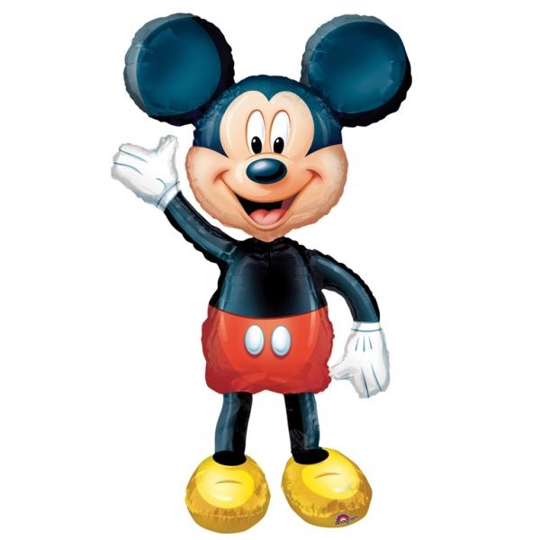 Mickey Mouse Folienballon Airwalker